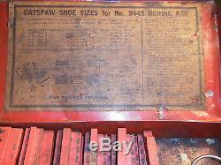 Van Norman 944S Boring Bar OEM Tool Holder #944-214 (Long) with Good Carbide, 777