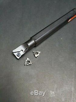 Vargus 5/8 Internal Indexable Threading Bar Vardex Holder 3IR Machinist Boring