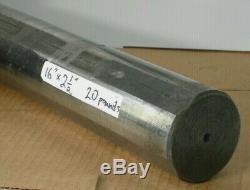 Very large Kennametal B1220 boring bar 2-1/2d x16L + lathe holder = 58 pounds